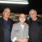 Denis Champagne & Pierre Lemoyne (Prog Core Radio) avec / with Pierre Leith ( Capitaine No )  St-Hubert, Jan 2013