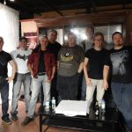 Denis Champagne & Pierre Lemoyne ( Prog Core Radio ) avec / with Mystery (Ottawa, Aug, 2014)