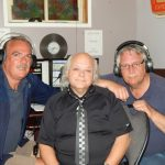 Denis Champagne & Pierre Lemoyne ( Prog Core Radio ) avec / with Leonardo Fagelli ( Montreal ) May, 2014
