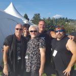 Pierre Lemoyne ( Prog Core Radio ) avec / with Prism ( Vancouver, Aug 2017 )