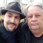 Denis Champagne ( Prog Core Radio ) avec / with Francois ( G.Nova ) Montreal, Mar, 2017
