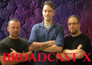 Broadcast X promo